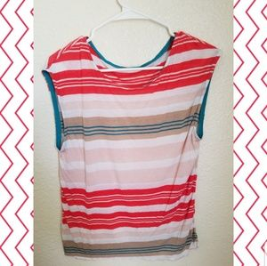 Tops - 3 for $15 💙❤ Super soft striped shirt ❤💙